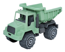 "Load image into Gallery viewer, Plasto ""I AM GREEN"" Tipper Truck, 30 cm"