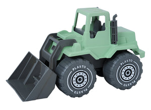 "Plasto ""I AM GREEN"" Front loader, 30 cm"