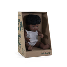 Load image into Gallery viewer, Anatomically Correct Baby, African Boy, 38 cm