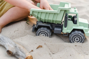 "Plasto ""I AM GREEN"" Tipper Truck, 30 cm"