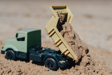 "Load image into Gallery viewer, Plasto ""I AM GREEN"" Tipper Truck, 22 cm"