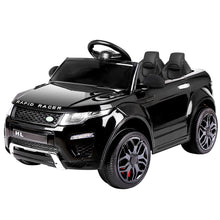 Load image into Gallery viewer, Kids Ride On Car Rangerover Inspired - Black