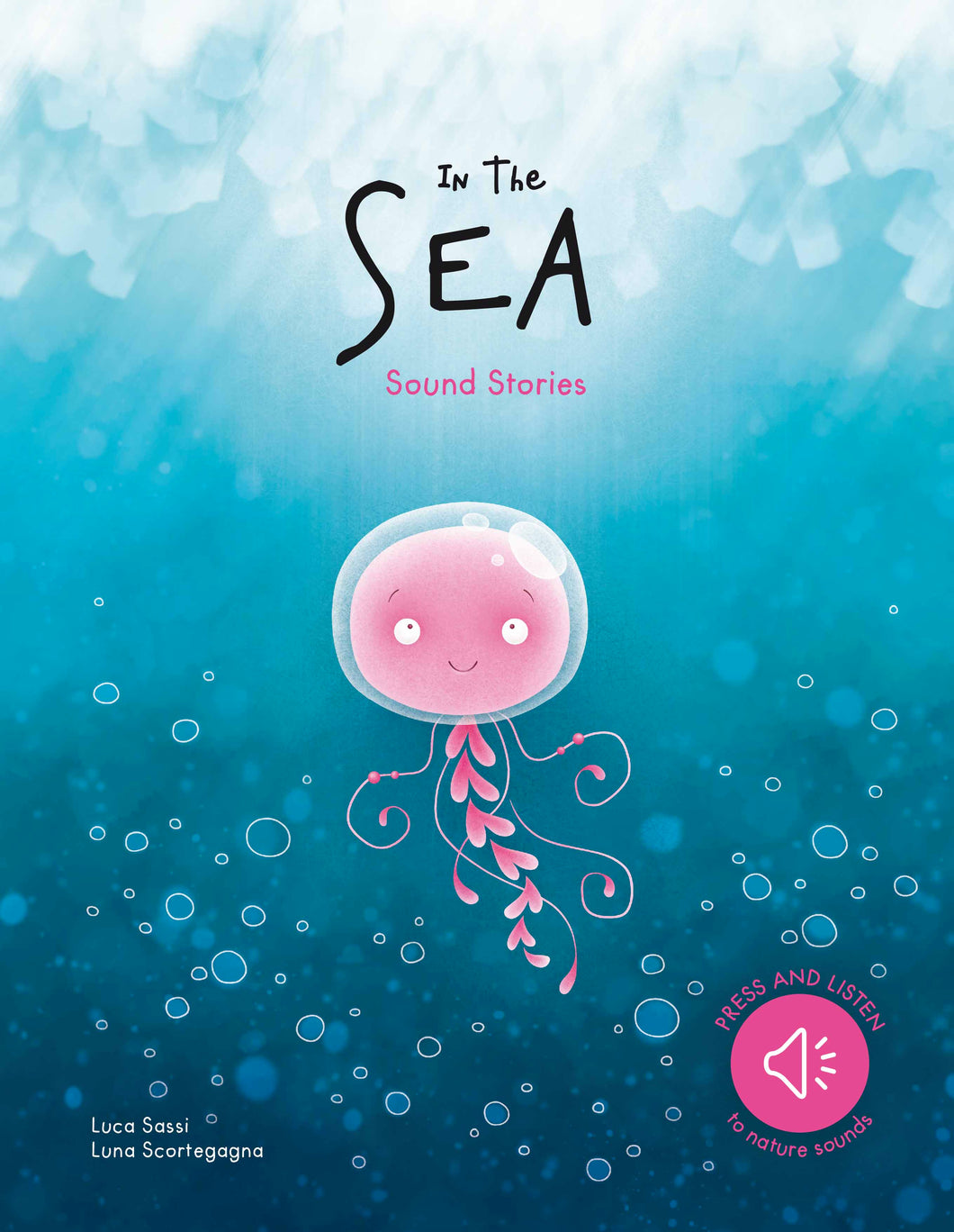Sassi Books - Sound Book - In the Sea