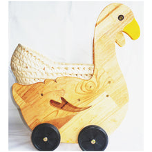 Load image into Gallery viewer, Duckling Doll Pram