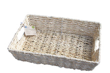 Load image into Gallery viewer, Nesting Rectangular Baskets - Set of 3