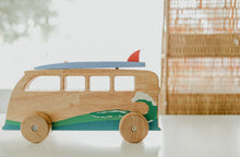 Load image into Gallery viewer, Wooden Surfing Van