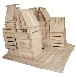 Natural Planks 200 Pieces