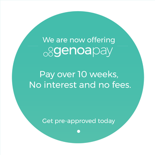 If you would like to pay via Genoapay please contact us with your order at info@renew.net.nz