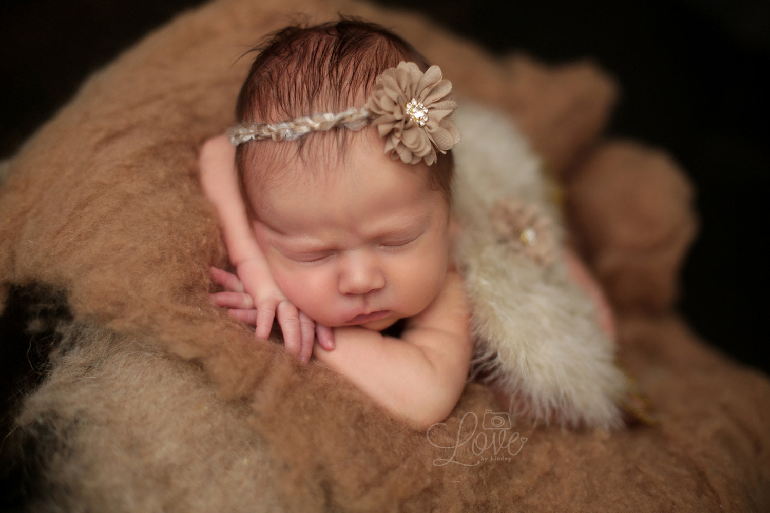 Gold Glitter Baby Wing and Tie Back Set