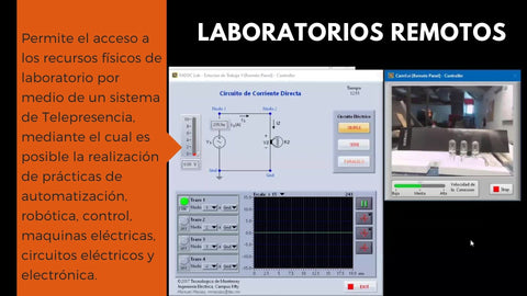 Laboratorio Remoto