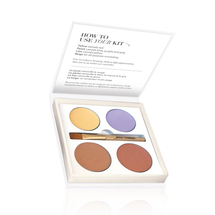 Corrective Colors Kit Peiteainepaletti
