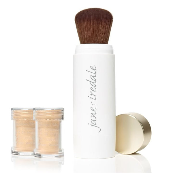 Powder-Me SPF Refillable Brush Aurinkosuoja