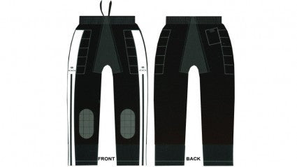 Pro-Broomball Goalie / Hockey Pants
