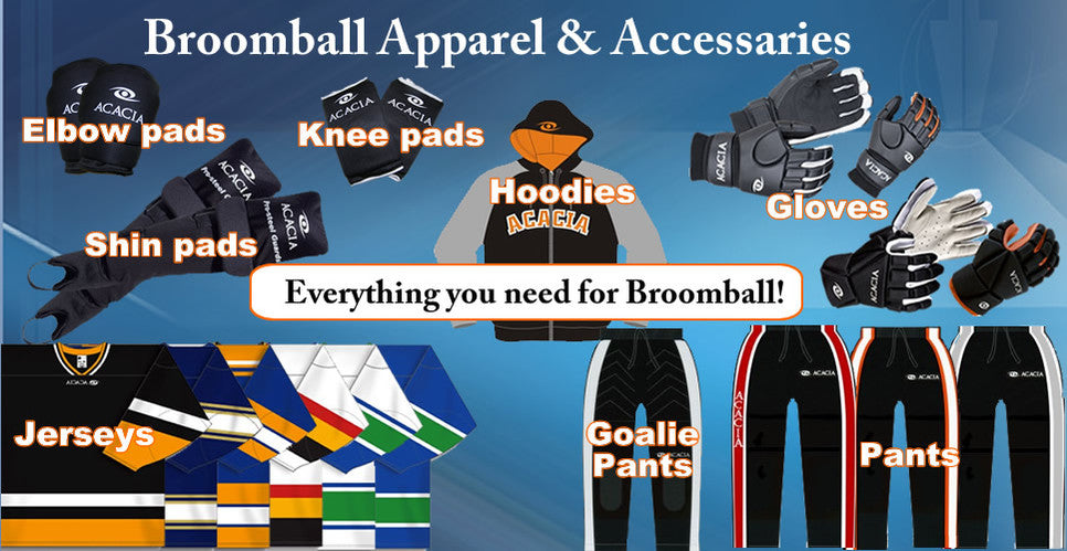 Broomball Gear