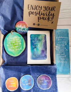 Custom Positivity Pack - Night Whale Designs