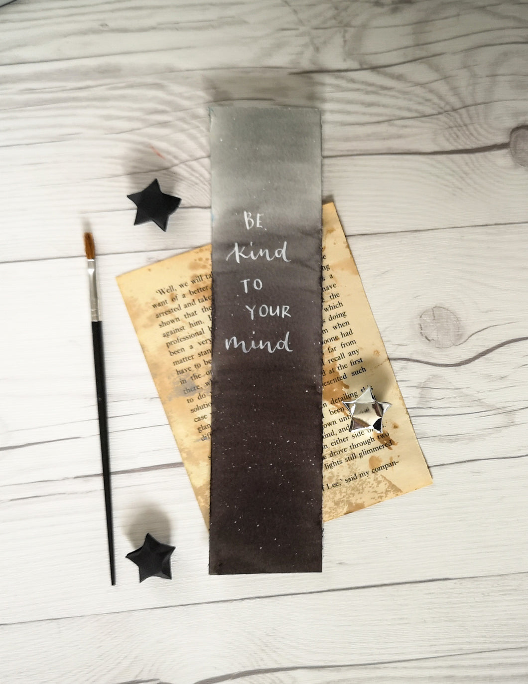 Bookmark - Be kind to your mind