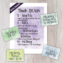 Load image into Gallery viewer, Digital Download - Midwife/Doula Pack of Affirmations