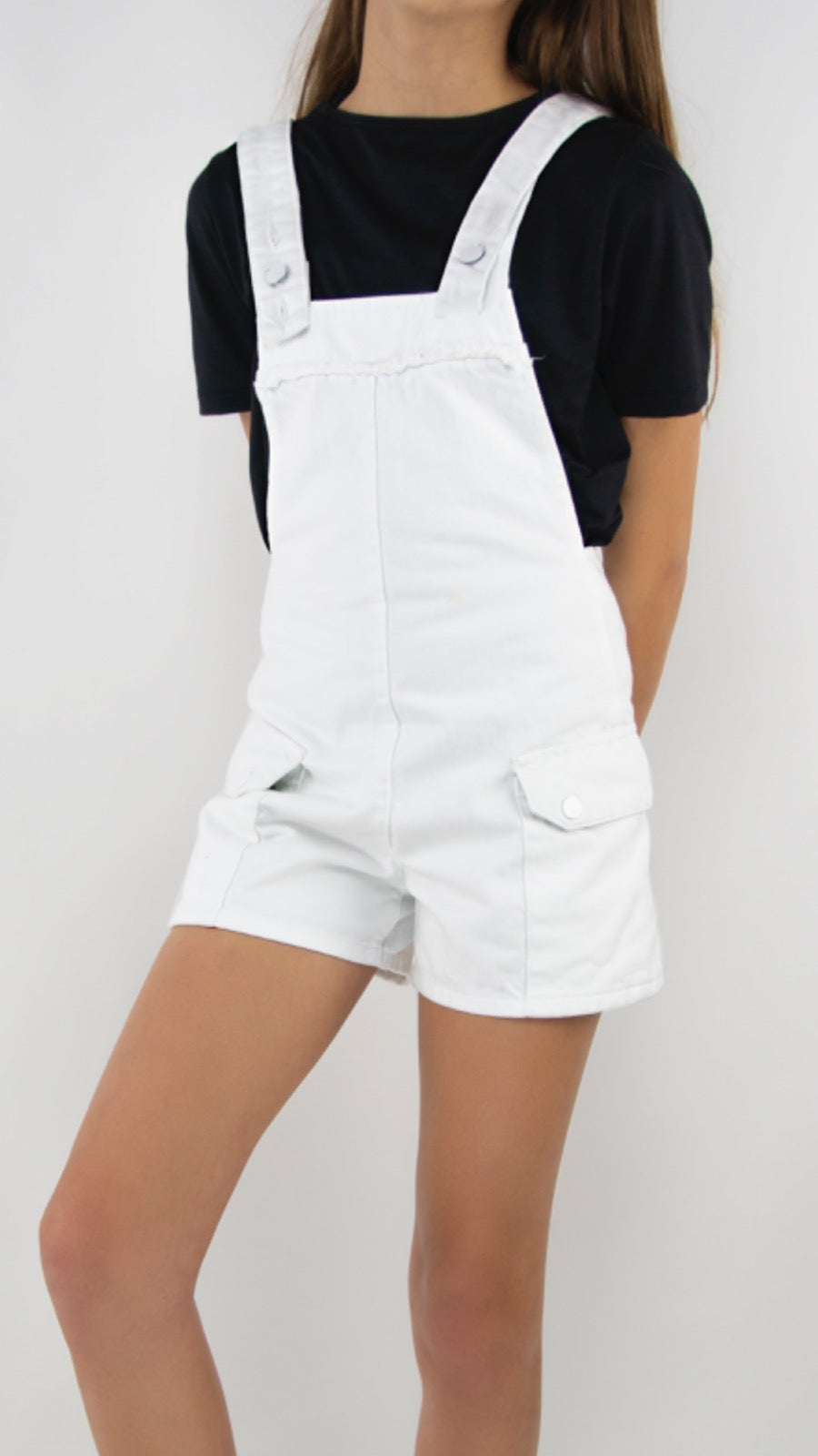 Tractr Saddle Pocket Romper