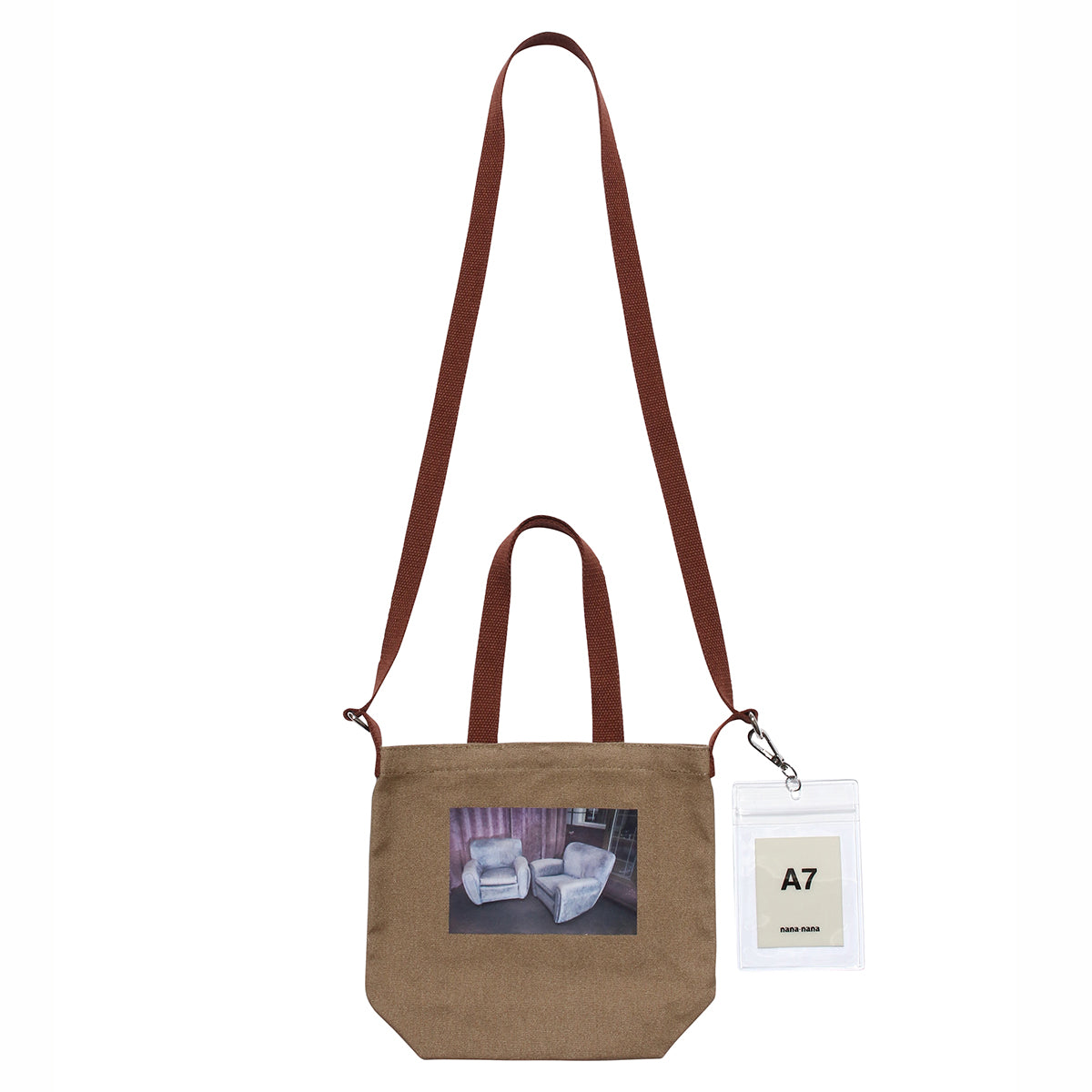 ROOM / S (TOTE BAG)