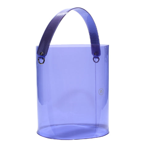 PVC BUCKET BAG / LARGE