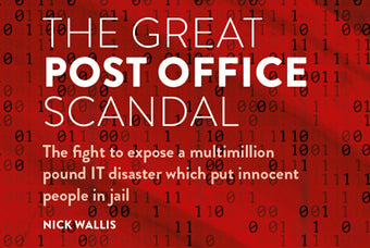 We are donating 10% of our income from The Great Post Office Scandal to help Subpostmasters