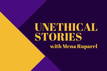 Unethical Stories Podcast: Jo O'Sullivan