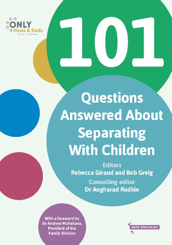 101 Questions Answered About Separating With Children