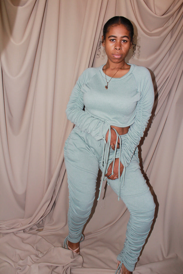Arlington Ave Lounge Pant | Aquastone