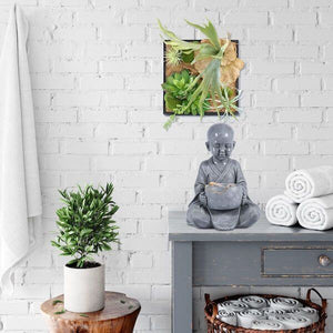 Blissful Baby Buddha Statue - Home & Oasis