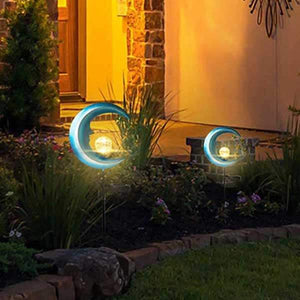 Galaxy Gaze Solar Lamp - Home & Oasis