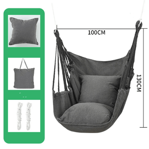 Harmony Hammock Swing Chair - Home & Oasis