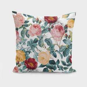 Vintage Garden Pillow - Home & Oasis