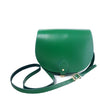 Shamrock Saddle Bag With Pocket