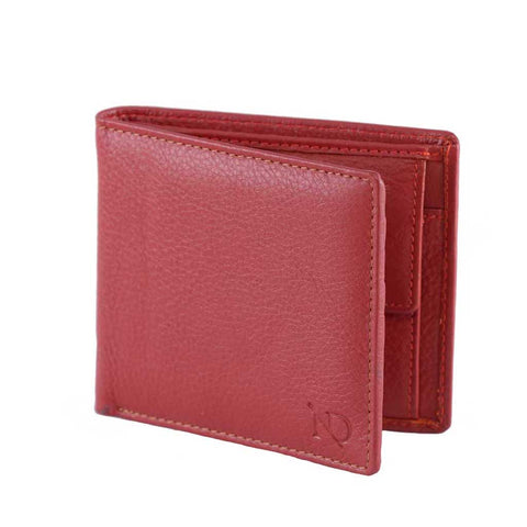 Arthur Red Coin Wallet