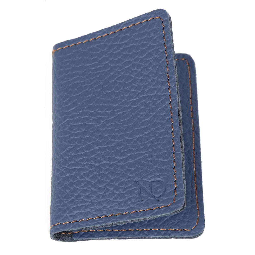 Bishopsgate Blue Card Holder