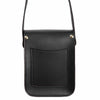Elizabeth Black Mini Satchel