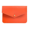 Sterling Orange Money Pouch