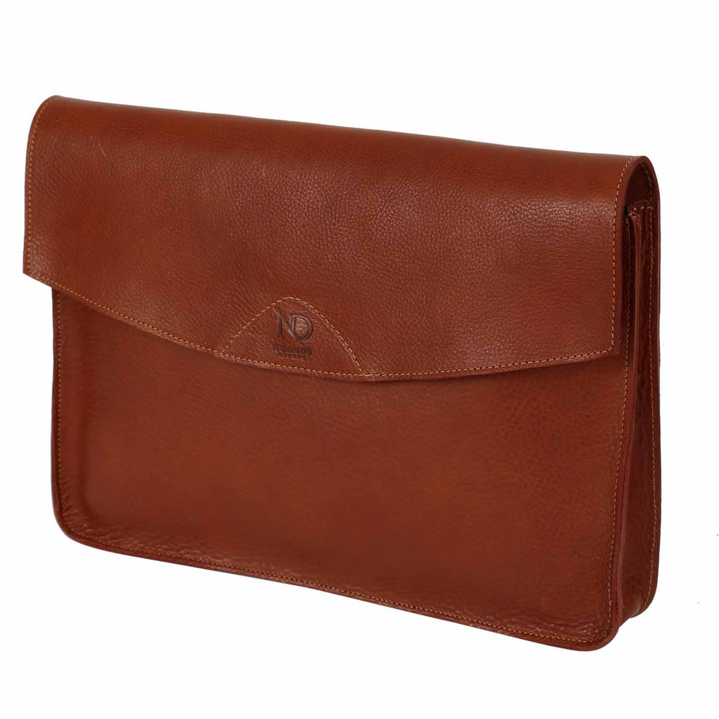 Red Brown Min Bag