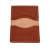 Bishopsgate Tan Card Holder