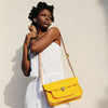 Lemon Mini Pocket Satchel