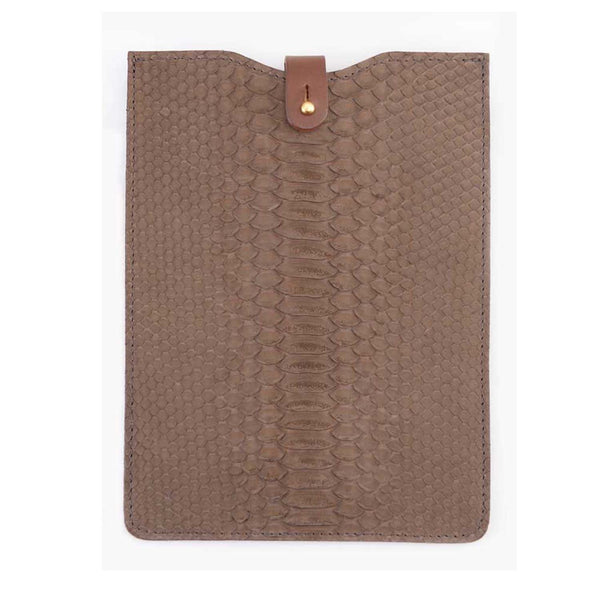 iPad Mini Python Brown