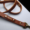 Archie Leather Dog Lead