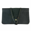 Black iPad Mini Sleeve with Leather Rope