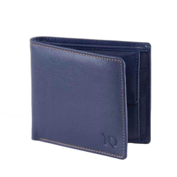 Arthur Navy Coin Wallet