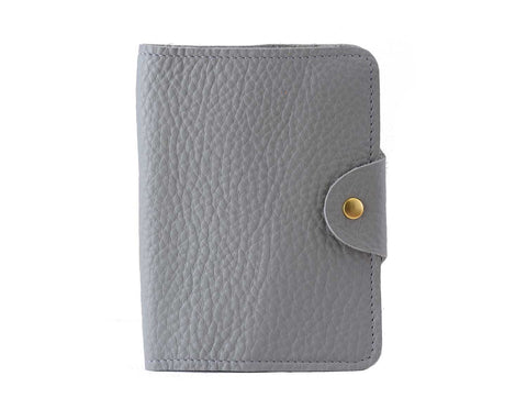 Passport Cover Grey