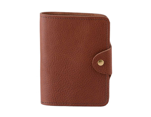 Passport Cover Brown