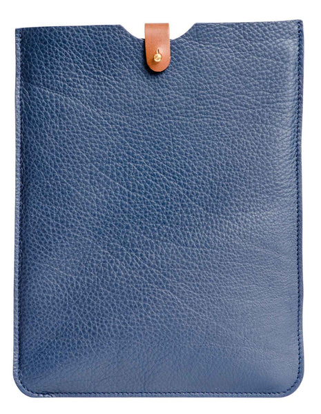 Iphone iPad Cover Italian leathers Blue Cover