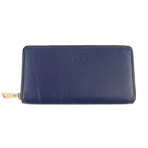 Gwenevere Navy Blue Purse