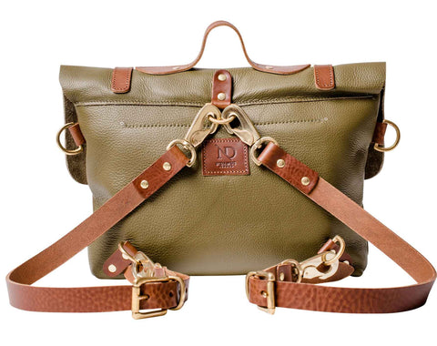 Olive RUCKSACK, BRIEFCASE & SHOULDER BAG