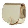The Gold Saddle Bag